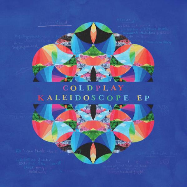 CD Coldplay - Kaleidoscope (EP - Digipack)