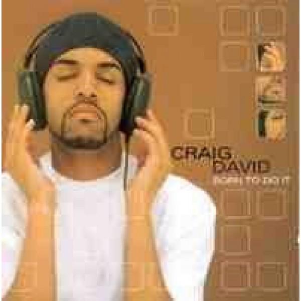 CD Craig David - Born To Do It