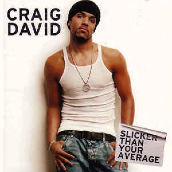 CD Craig David - Slicker Than Your Average
