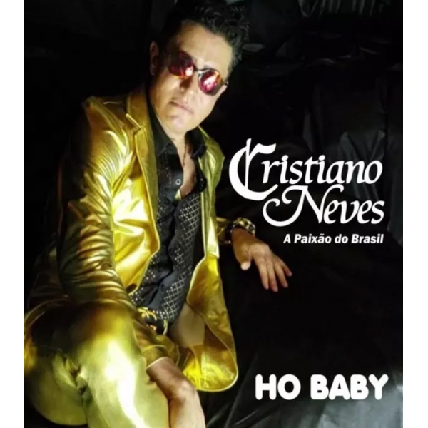 CD Cristiano Neves - Ho Baby