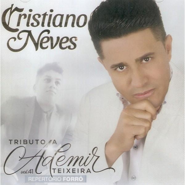 CD Cristiano Neves - Tributo A Ademir Teixeira Vol. 41