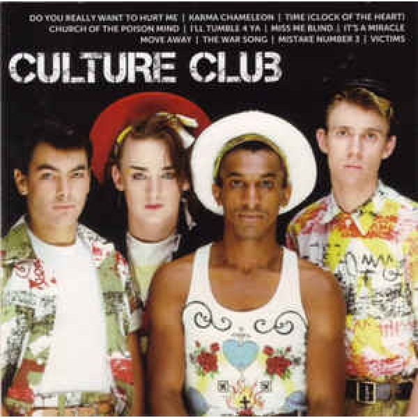 CD Culture Club - Icon (IMPORTADO)