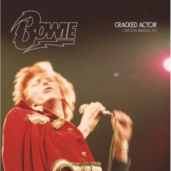 CD David Bowie - Cracked Actor: Live Los Angeles '74 (DUPLO)