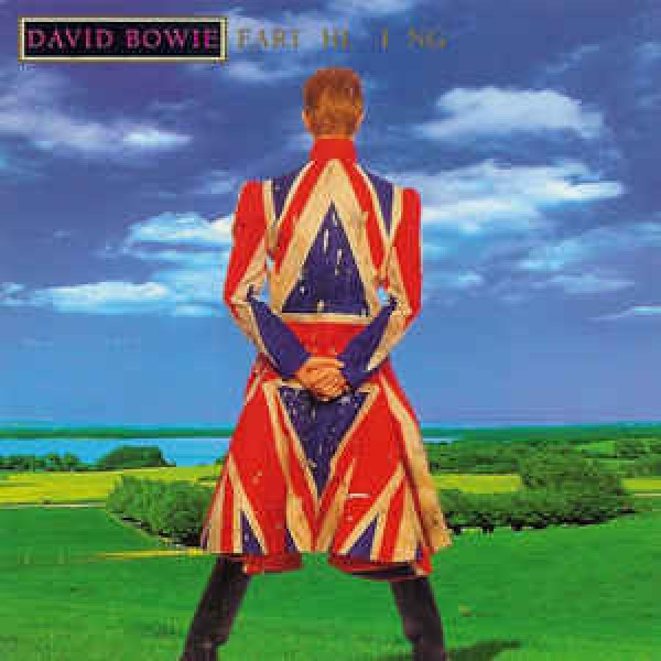 CD David Bowie - Earthling