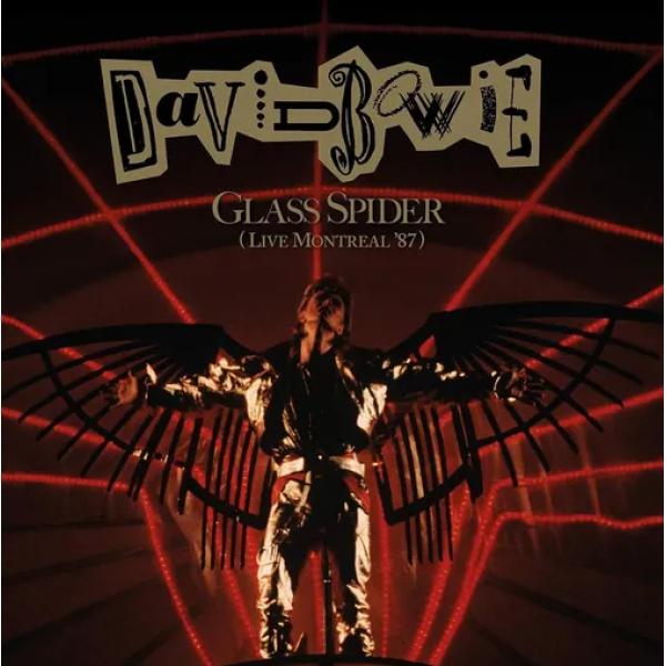 CD David Bowie - Glass Spider: Live Montreal '87 (DUPLO)