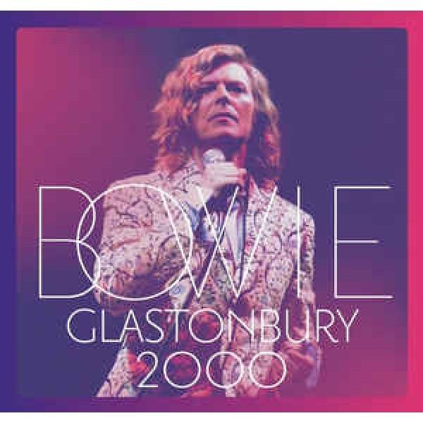 CD David Bowie - Glastonbury 2000 (Digipack - DUPLO)