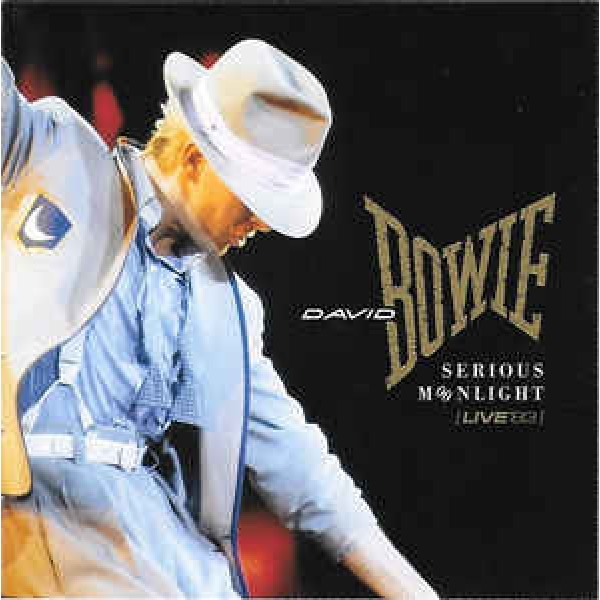 CD David Bowie - Serious Moonlight Live '83 (DUPLO)