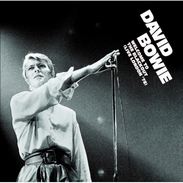 CD David Bowie - Welcome To The Blackout (Live London '78 - DUPLO)