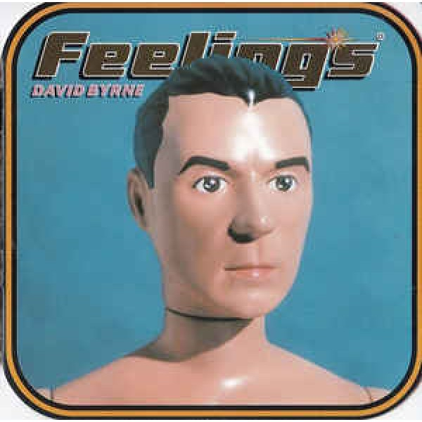 CD David Byrne - Feelings
