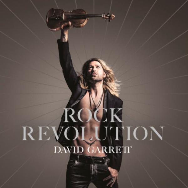 CD David Garrett - Rock Revolution