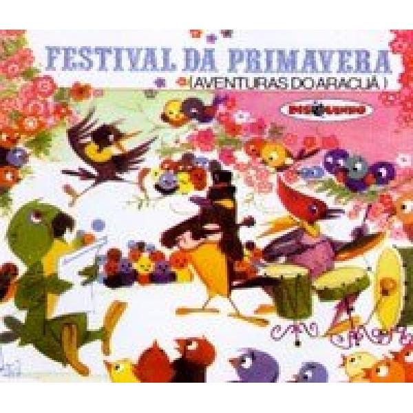 CD Coleção Disquinho - Festival da Primavera