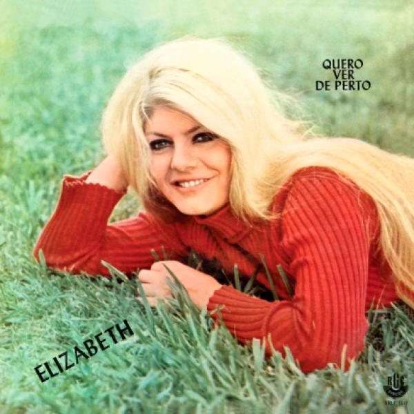 CD Elizabeth - Quero Ver De Perto