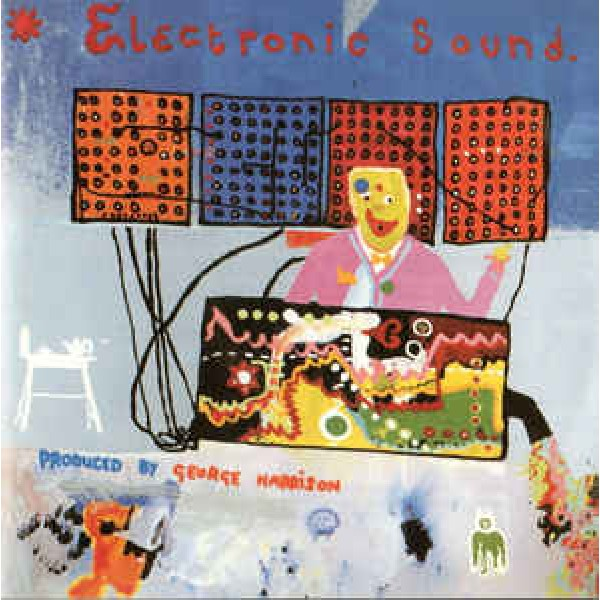 CD George Harrison - Electronic Sound