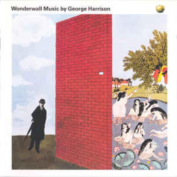CD George Harrison - Wonderwall Music