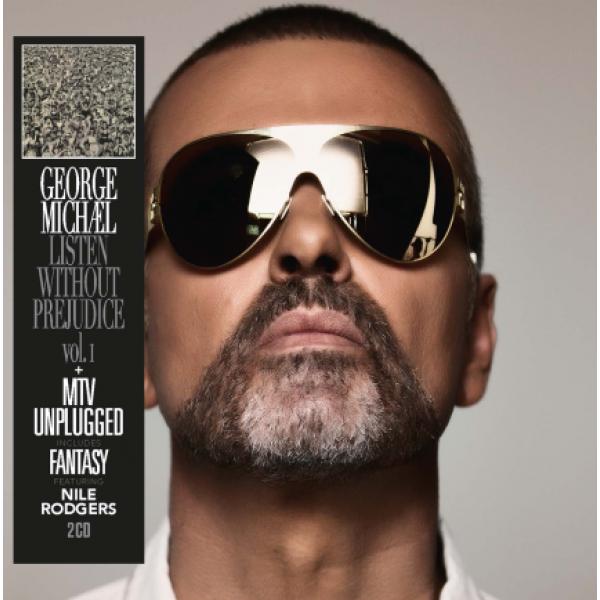 CD George Michael - Listen Without Prejudice Vol. 1 + MTV Unplugged (Digipack - DUPLO)