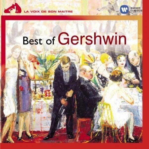 CD Best Of Gershwin (IMPORTADO)