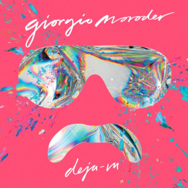CD Giorgio Moroder - Deja-Vu