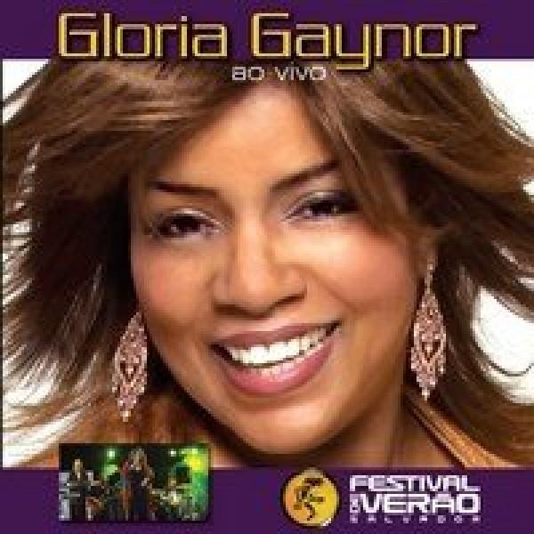 CD Gloria Gaynor - Ao Vivo Festival De Verão Salvador