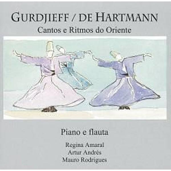CD Gurdjieff/De Hartmann - Cantos E Ritmos Do Oriente