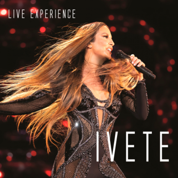 CD Ivete Sangalo - LIve Experience (DUPLO)