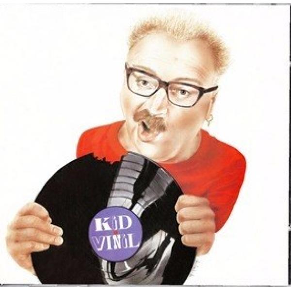 CD Kid Vinil - Kid Vinil (1989)