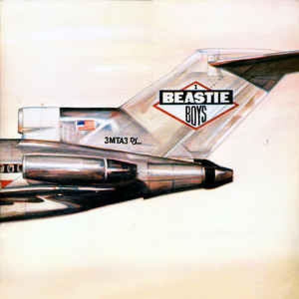 LP Beastie Boys - Licensed To Ill (IMPORTADO)