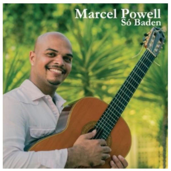 CD Marcel Powell - Só Baden