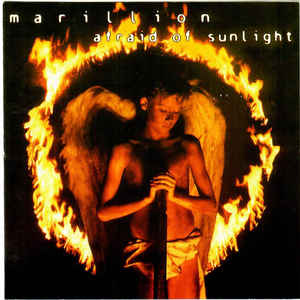CD Marillion - Afraid Of Sunlight