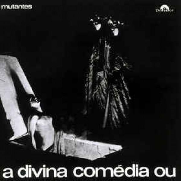 CD Mutantes - A Divina Comédia Ou Ando Meio Desligado