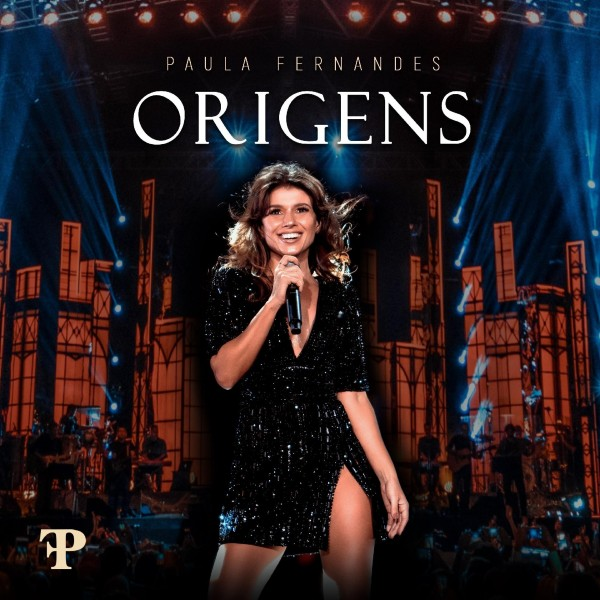 CD Paula Fernandes - Origens Ao Vivo