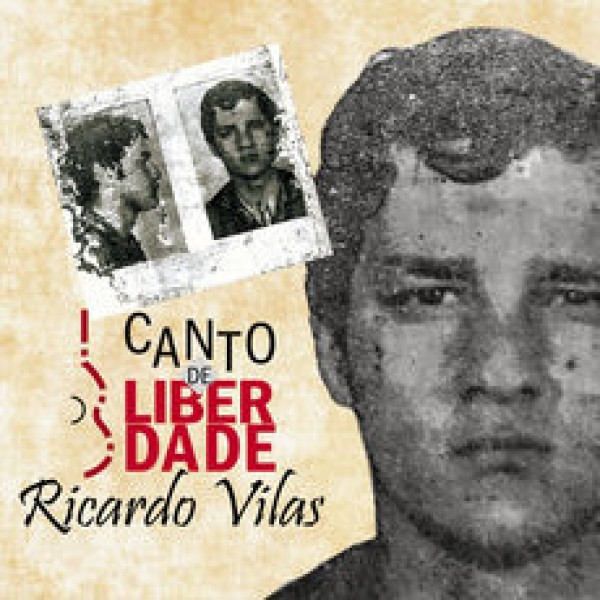 CD Ricardo Vilas - Canto De Liberdade (Digipack)