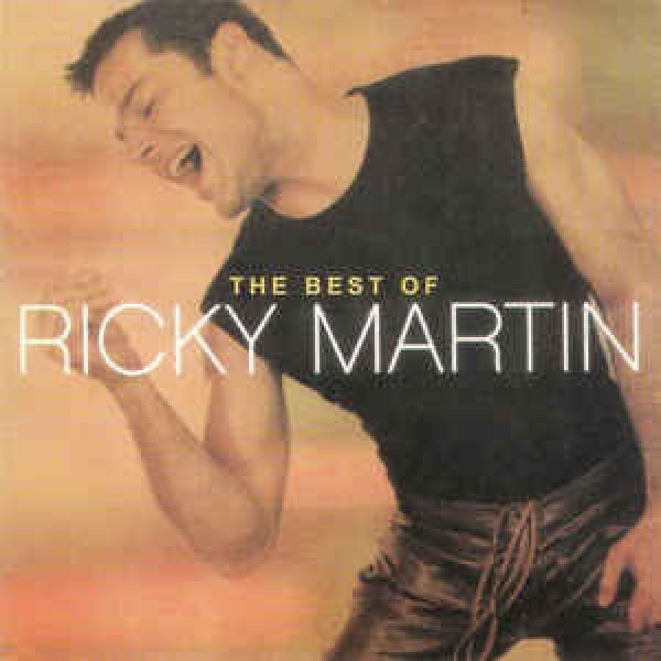 CD Ricky Martin - The Best Of