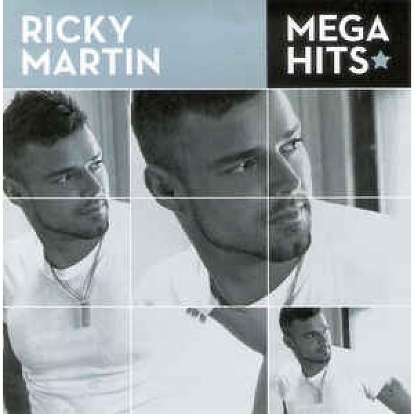 CD Ricky Martin - Mega Hits
