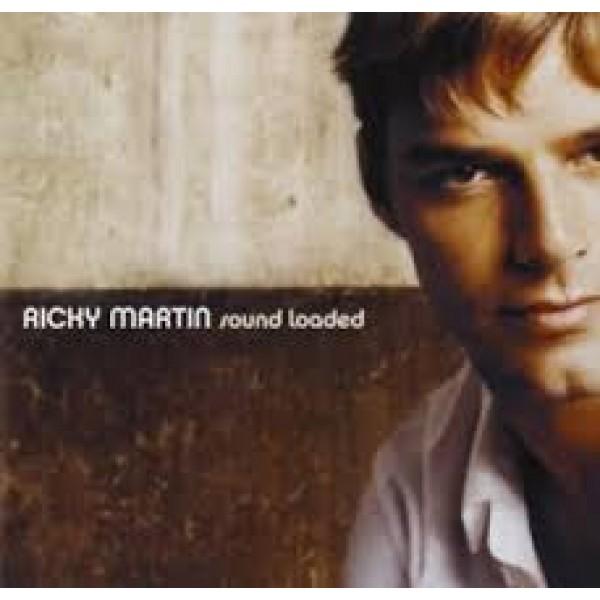 CD Ricky Martin - Sound Loaded