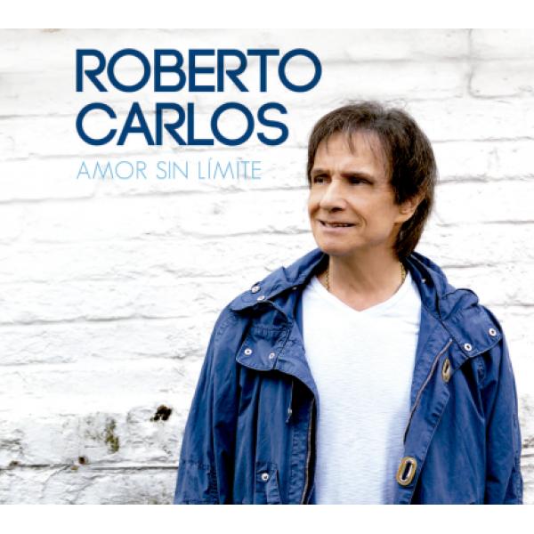 CD Roberto Carlos - Amor Sin Limite