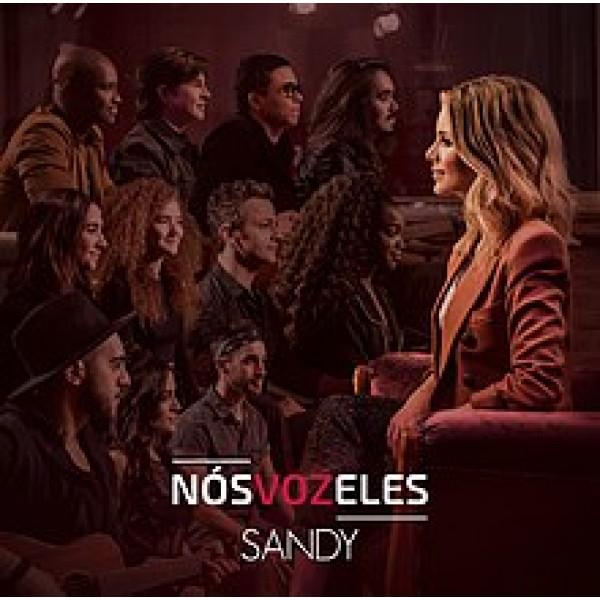 CD Sandy - Nós Voz Eles