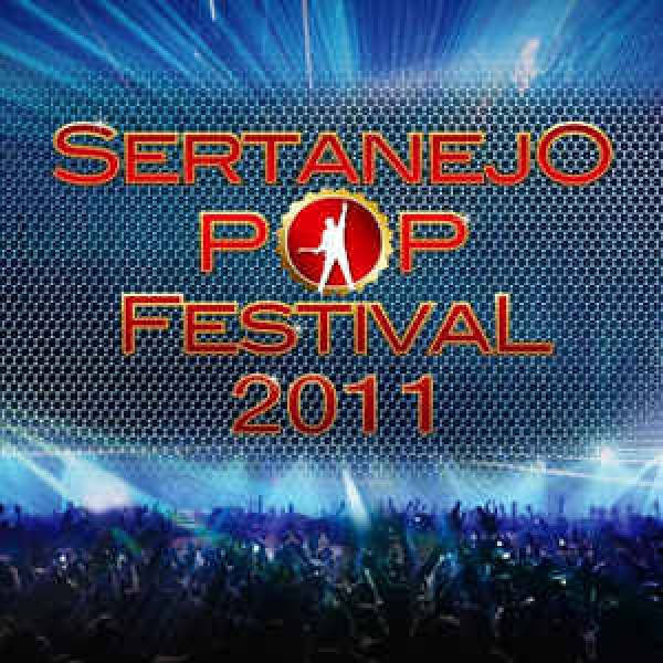 CD Sertanejo Pop Festival 2011