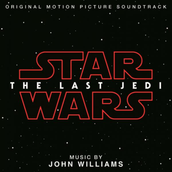 CD Star Wars - The Last Jedi (O.S.T.)