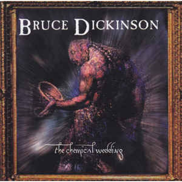 CD Bruce Dickinson - The Chemical Wedding (IMPORTADO)