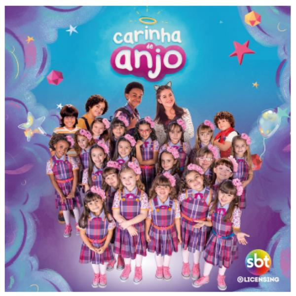 CD Carinha De Anjo