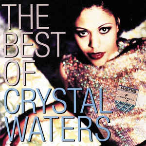 CD Crystal Waters - The Best Of