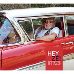 CD Zé Geraldo - Hey, Zé!