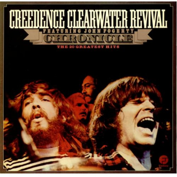 CD Creedence Clearwater Revival - Chronicle (IMPORTADO)