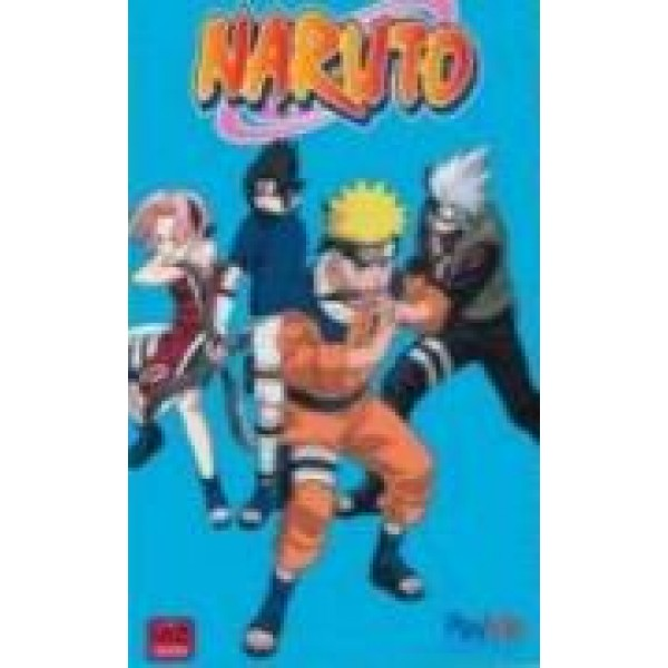 Box Naruto - Vol.03