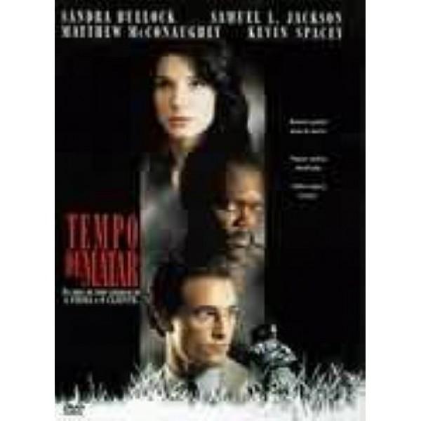 DVD Tempo de Matar