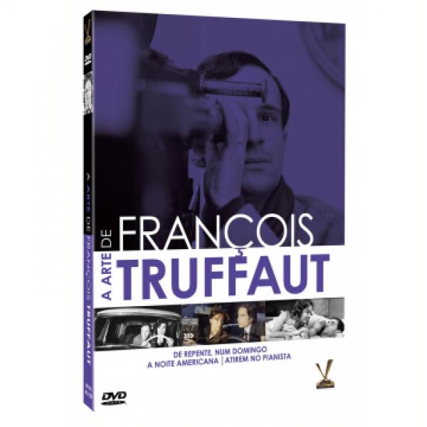 Box A Arte De François Truffaut (2 DVD's)
