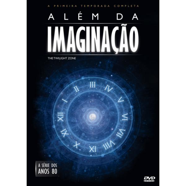 Box Além da Imaginação - A Série Dos Anos 80: A 1ª Temporada Completa (8 DVD's)