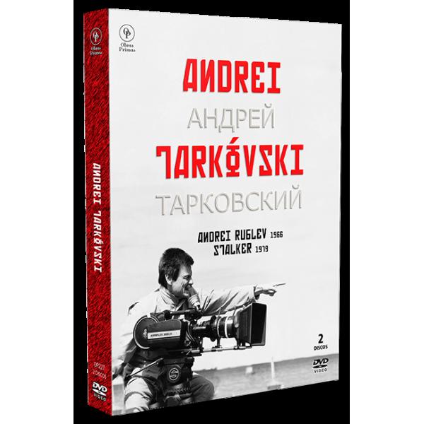 Box Andrei Tarkóvski (2 DVD's)