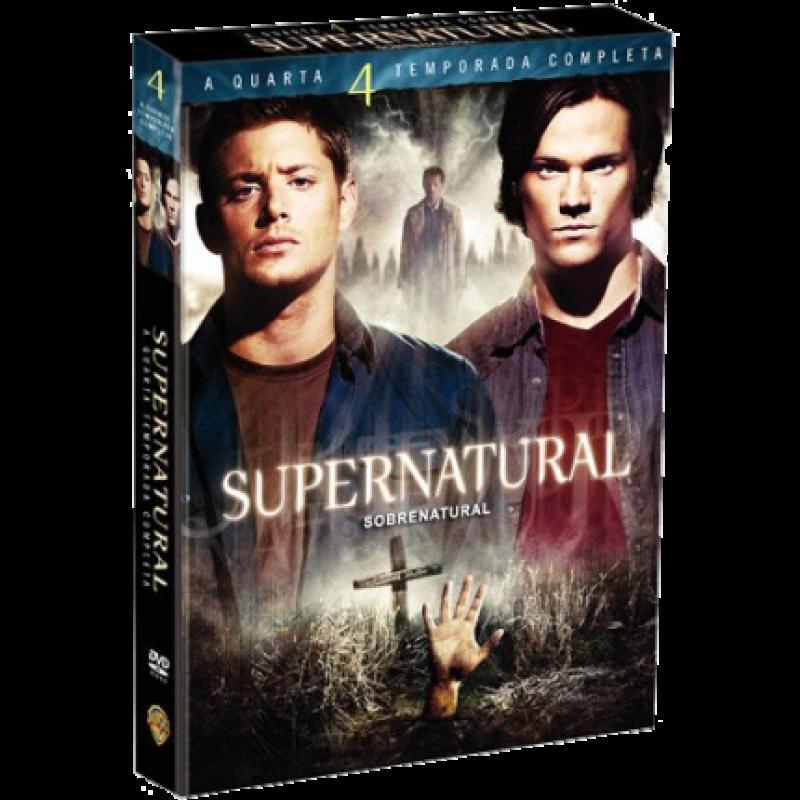 A Quarta Temporada Completa (6 DVD's