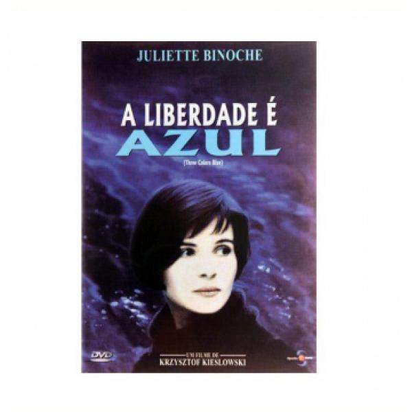 DVD A Liberdade É Azul